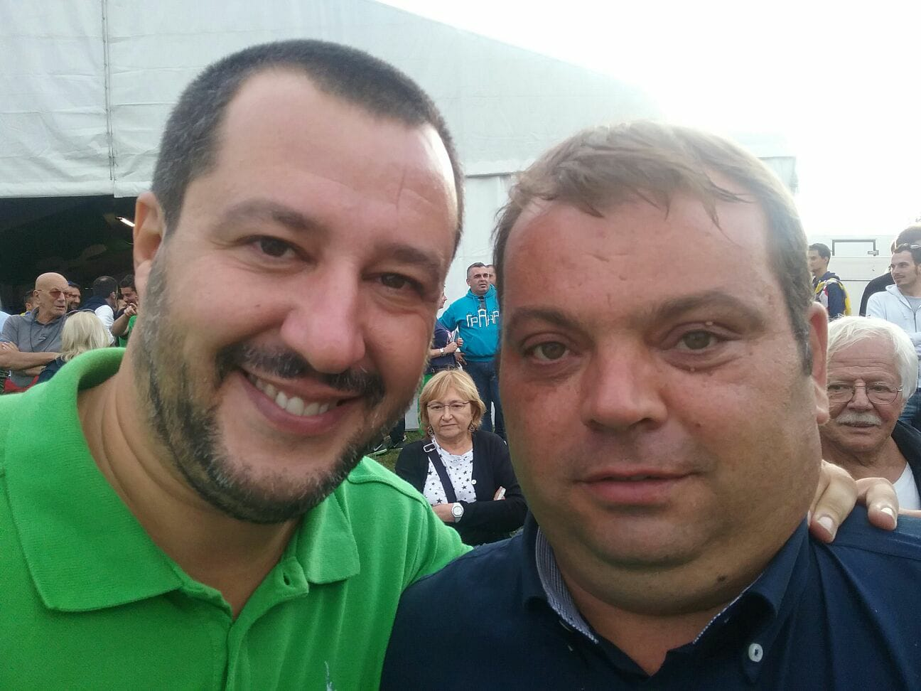 Luca Conti nuovo Commissario Cortona - Valdichiana per Lega Nord
