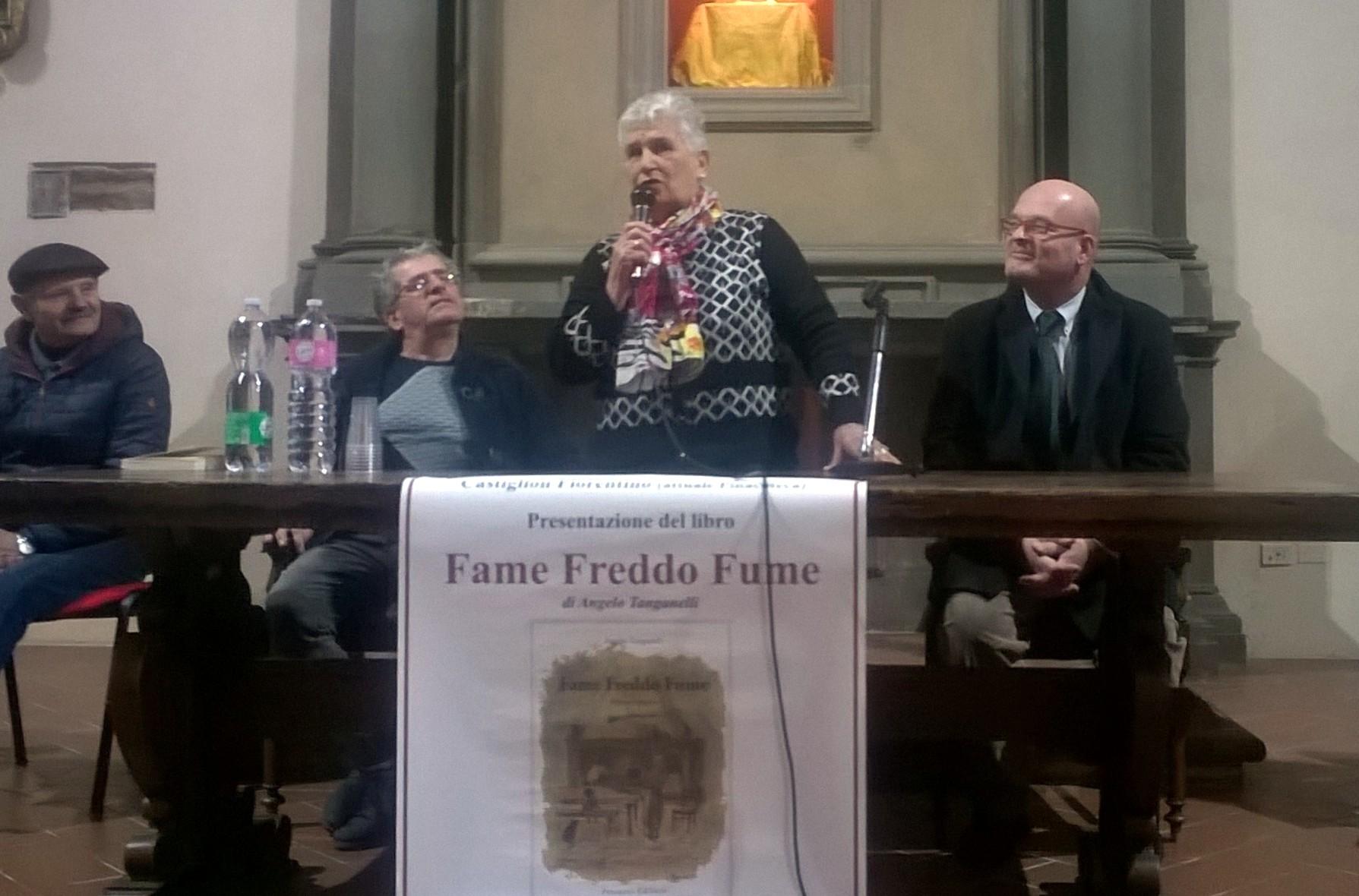 Fame, freddo e fume: la tradizione della Veglia e dell'ottava rima a Castiglion Fiorentino