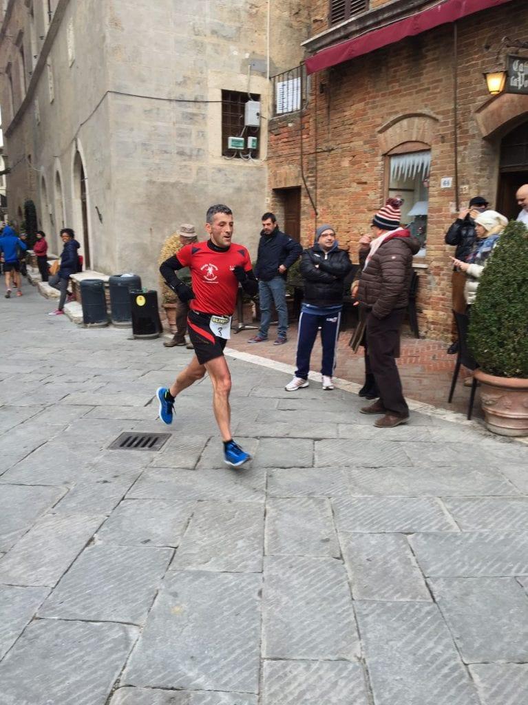 Atleti della Valdichiana in gran forma alla Ronda Ghibellina