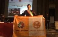 Consegnata la Bandiera Arancione del Touring Club a Castiglion Fiorentino