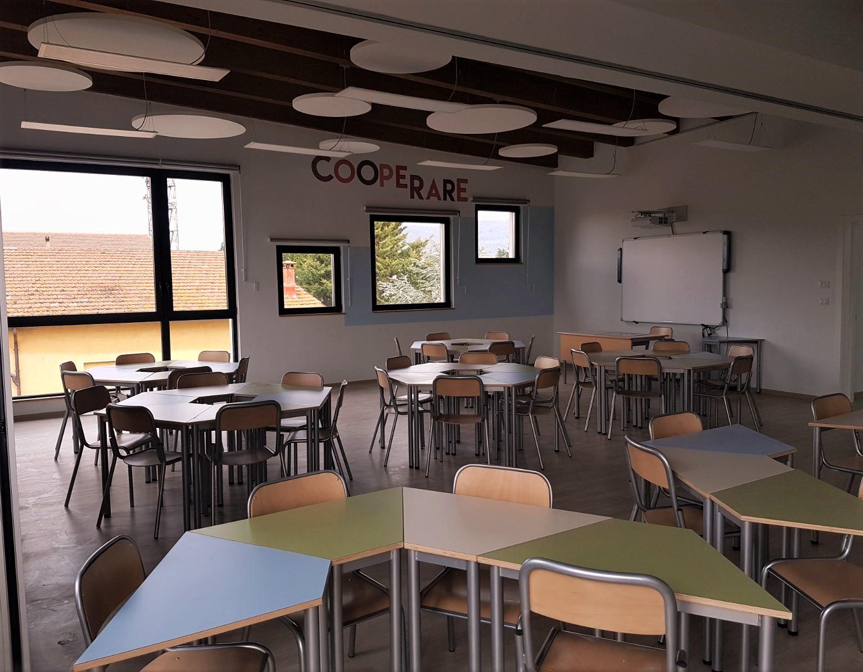 Domani l'inaugurazione della nuova ala e del centro cottura della Scuola di Terontola