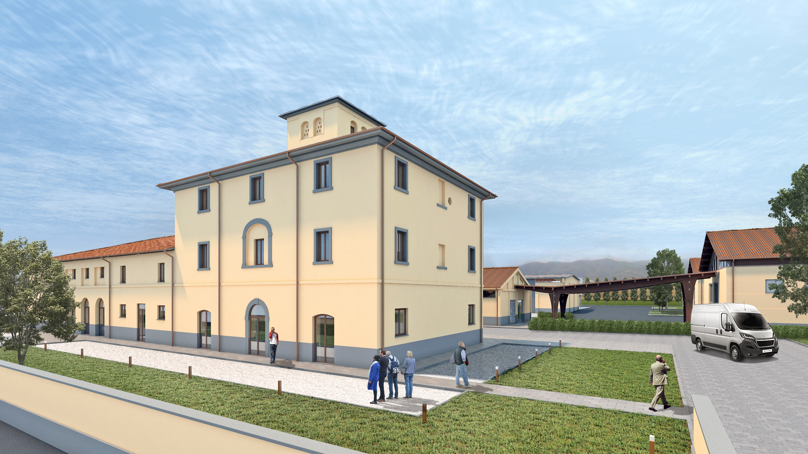 Bonifiche Ferraresi presenta il progetto