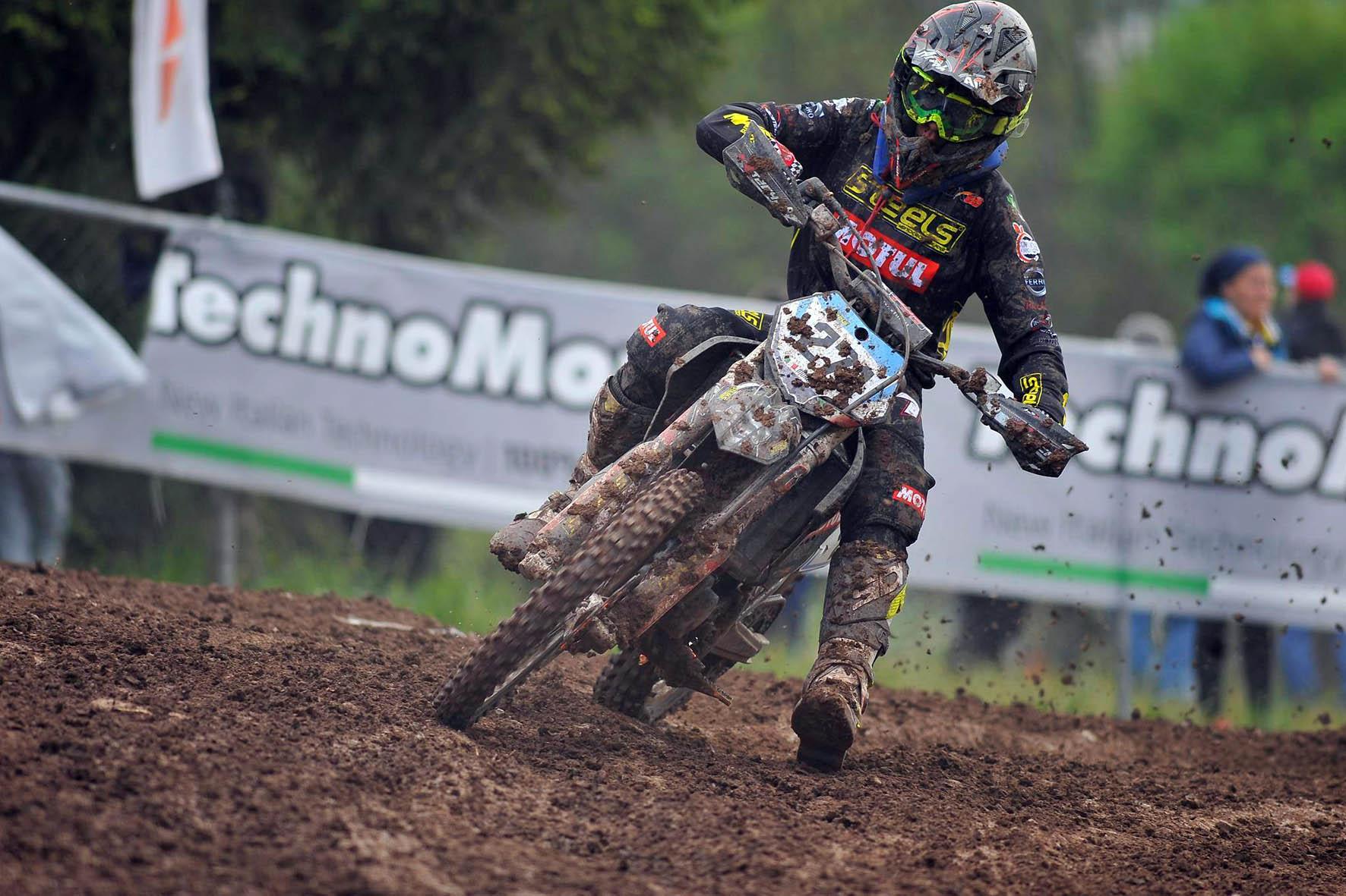 Sette giovani pilioti per il 2018 della Steels Motocross