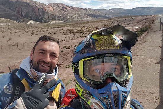 Team Solarys alla Dakar: tappa 10