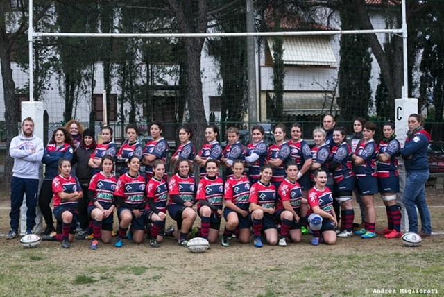 Rugby: le Donne Etrusche mettono paura alla capolista