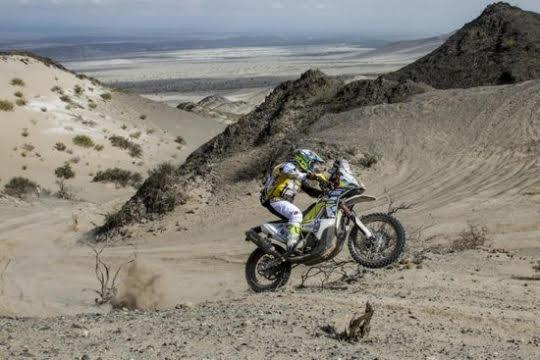Team Solarys alla Dakar: tappa 11 e 12