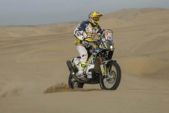 Team Solarys alla Dakar: terza tappa