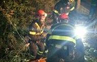 Tragedia al Torreone: 84enne muore precipitando con l'auto in un dirupo