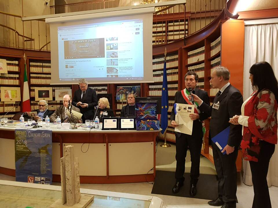 Al Sindaco Agnelli il Premio