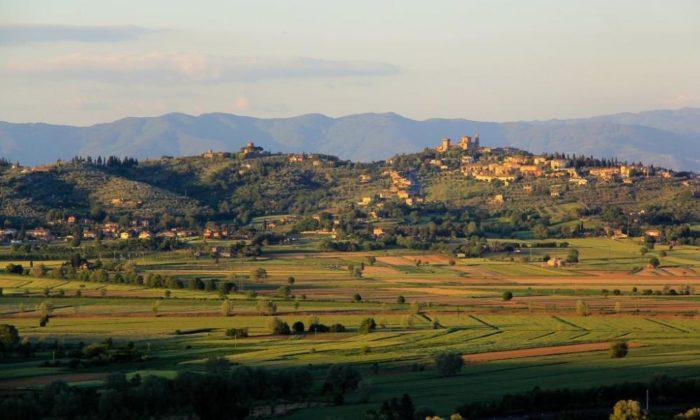 Il Paesaggio Rurale e Storico della Valdichiana lancia la propria candidatura all'Unesco