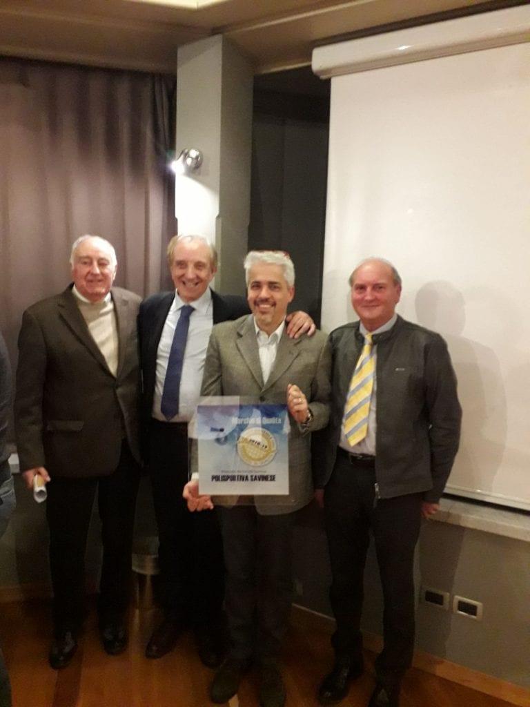 La Polisportiva Savinese conferma il Marchio di qualità per l'attività giovanile