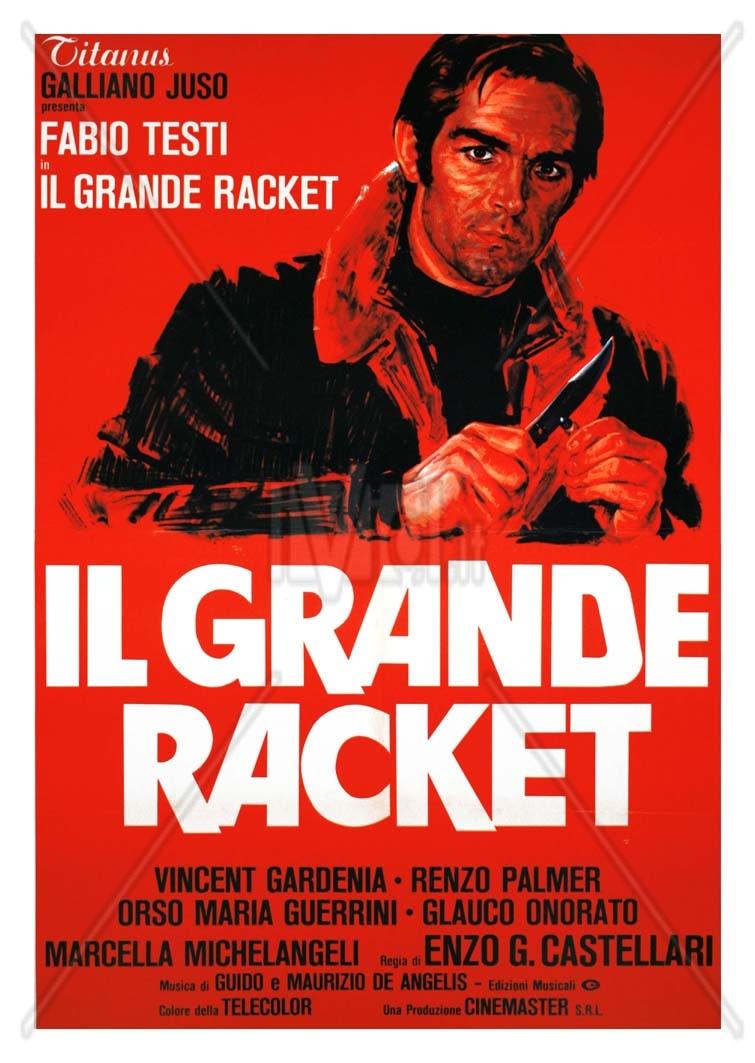 Risultati immagini per Il Grande Racket
