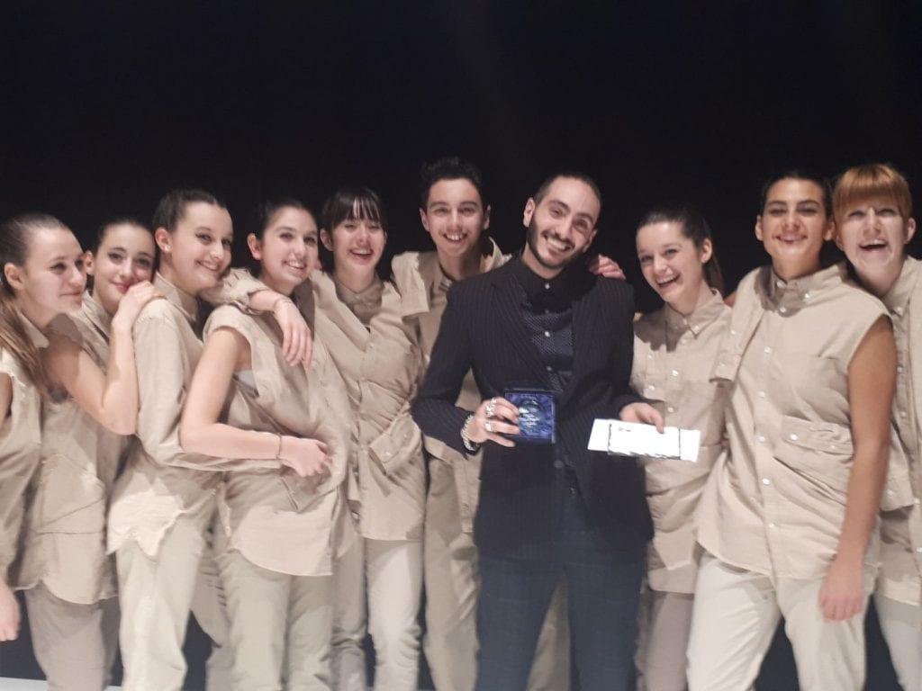 Giovani danzatori chiancianesi vincono concorso a Perugia