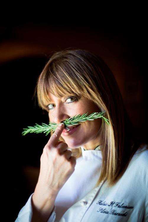 La Chef Silvia Baracchi fra le stelle della ristorazione