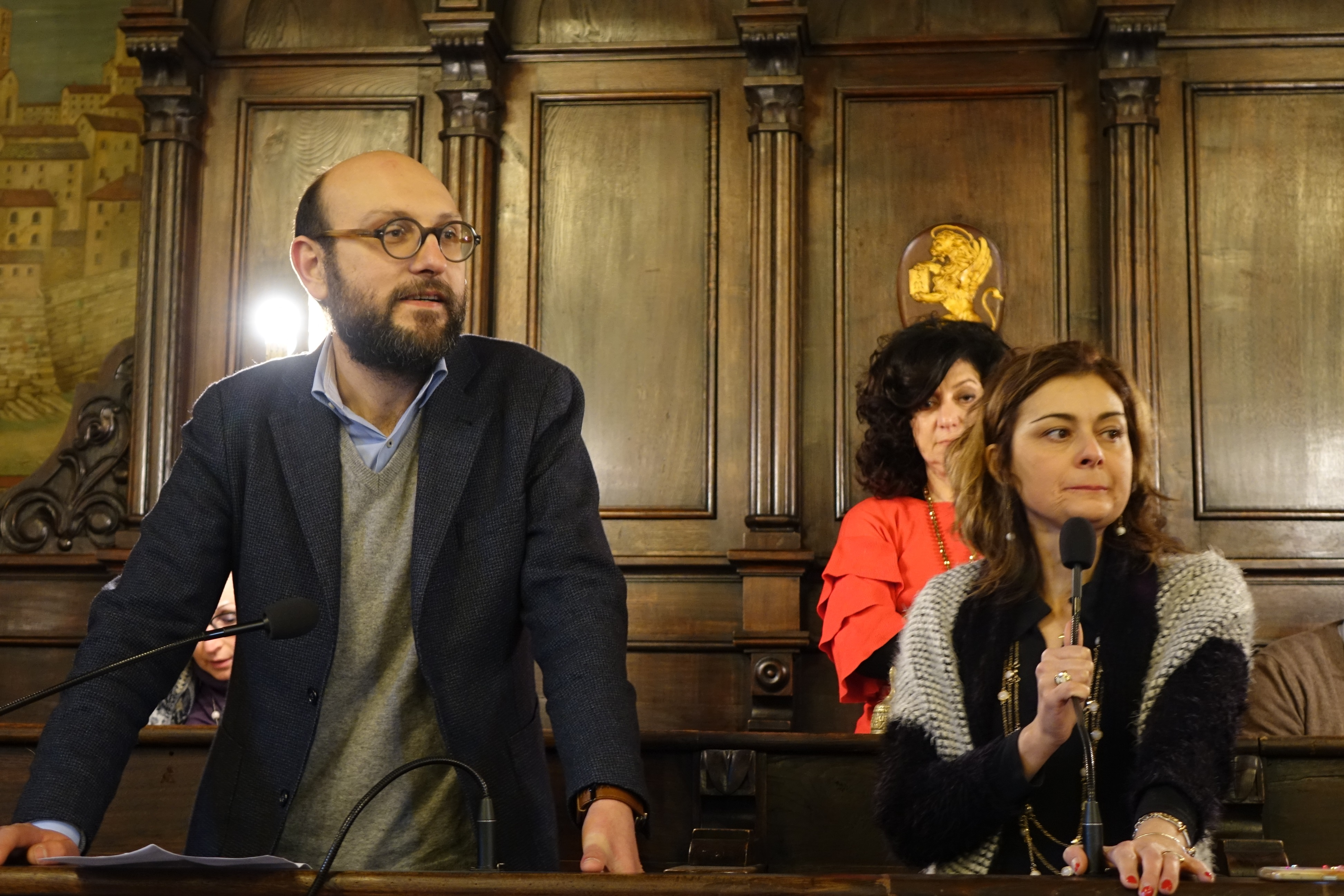 Dimissioni di Albano Ricci, il Sindaco assume le due deleghe