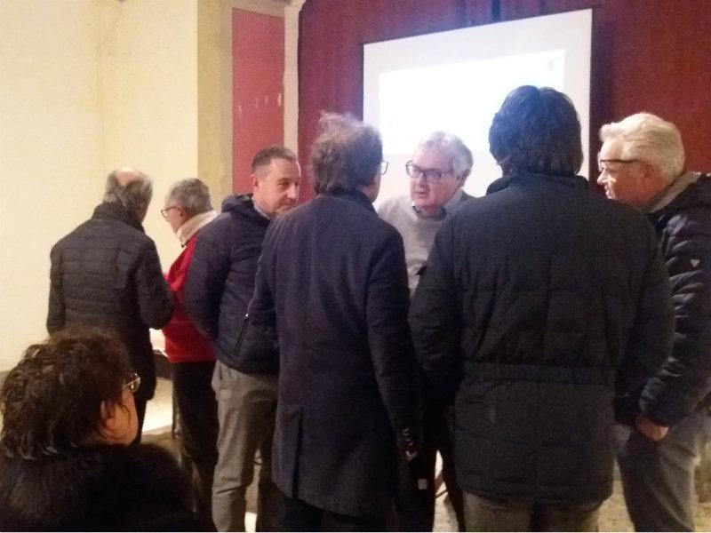 Cortona, ritorno al paese natale: dopo 40 anni la rimpatriata dei cortonesi DOC