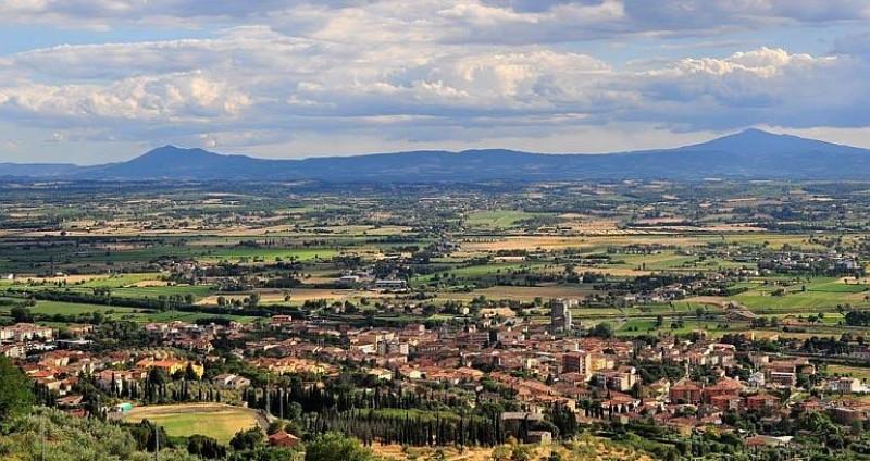 Cortona: 5 terreni Comunali in vendita con asta pubblica