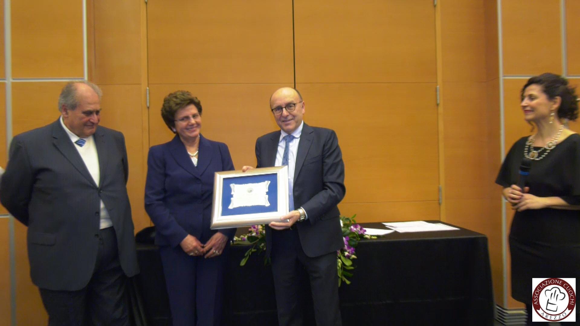 Il Premio Boscovivo al nostro collaboratore Claudio Zeni