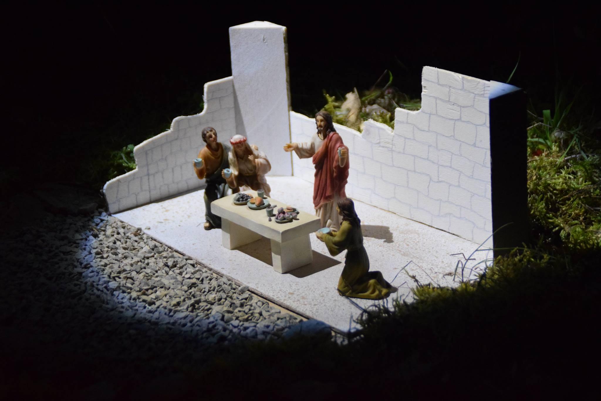 Torna a Castiglion Fiorentino il Presepe Pasquale
