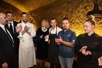 Al Ristorante Particolare di  Siena una serata gourmet dedicata a riso Acquerello