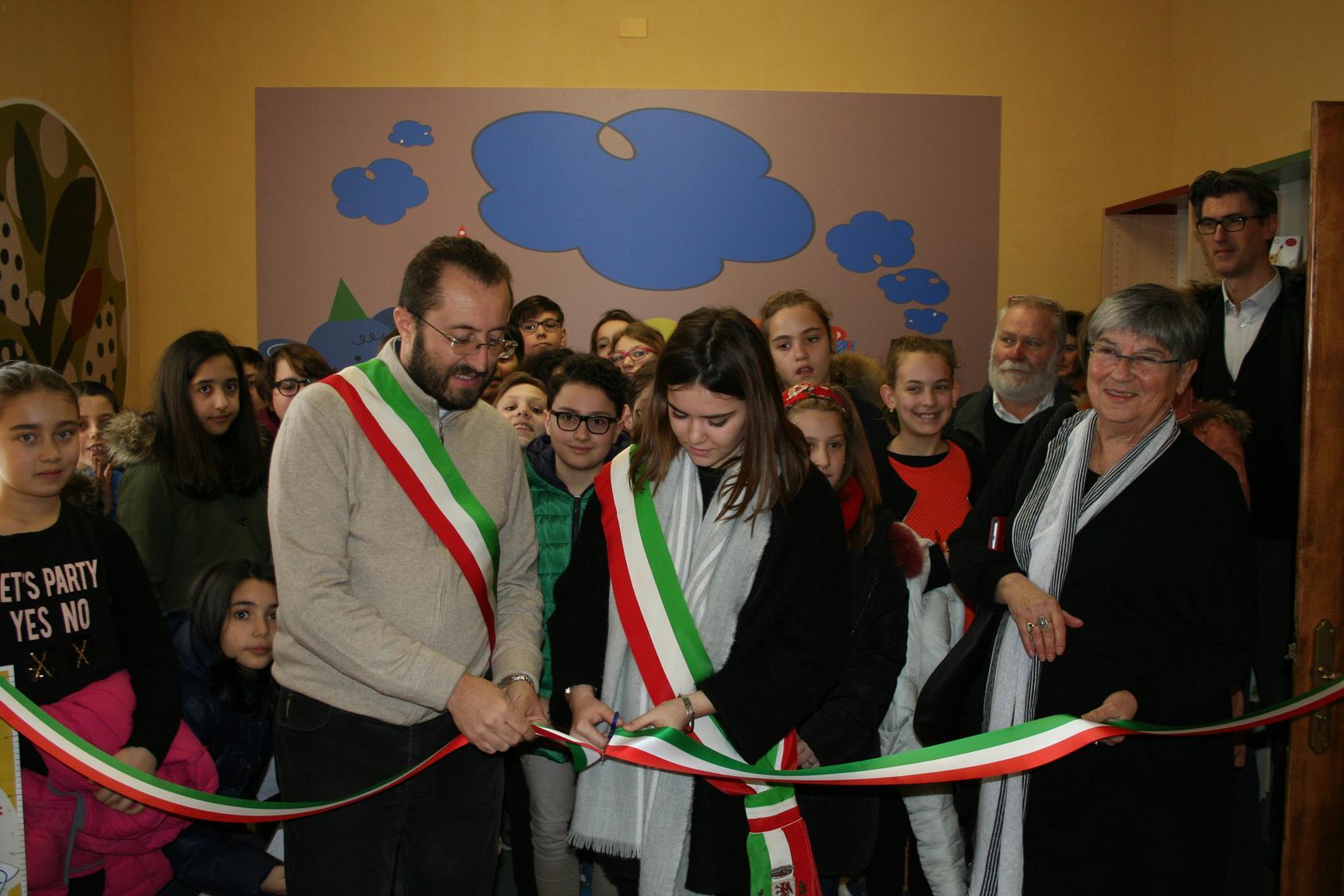 Montepulciano: inaugurata la Biblioteca dei Bambini e dei Ragazzi