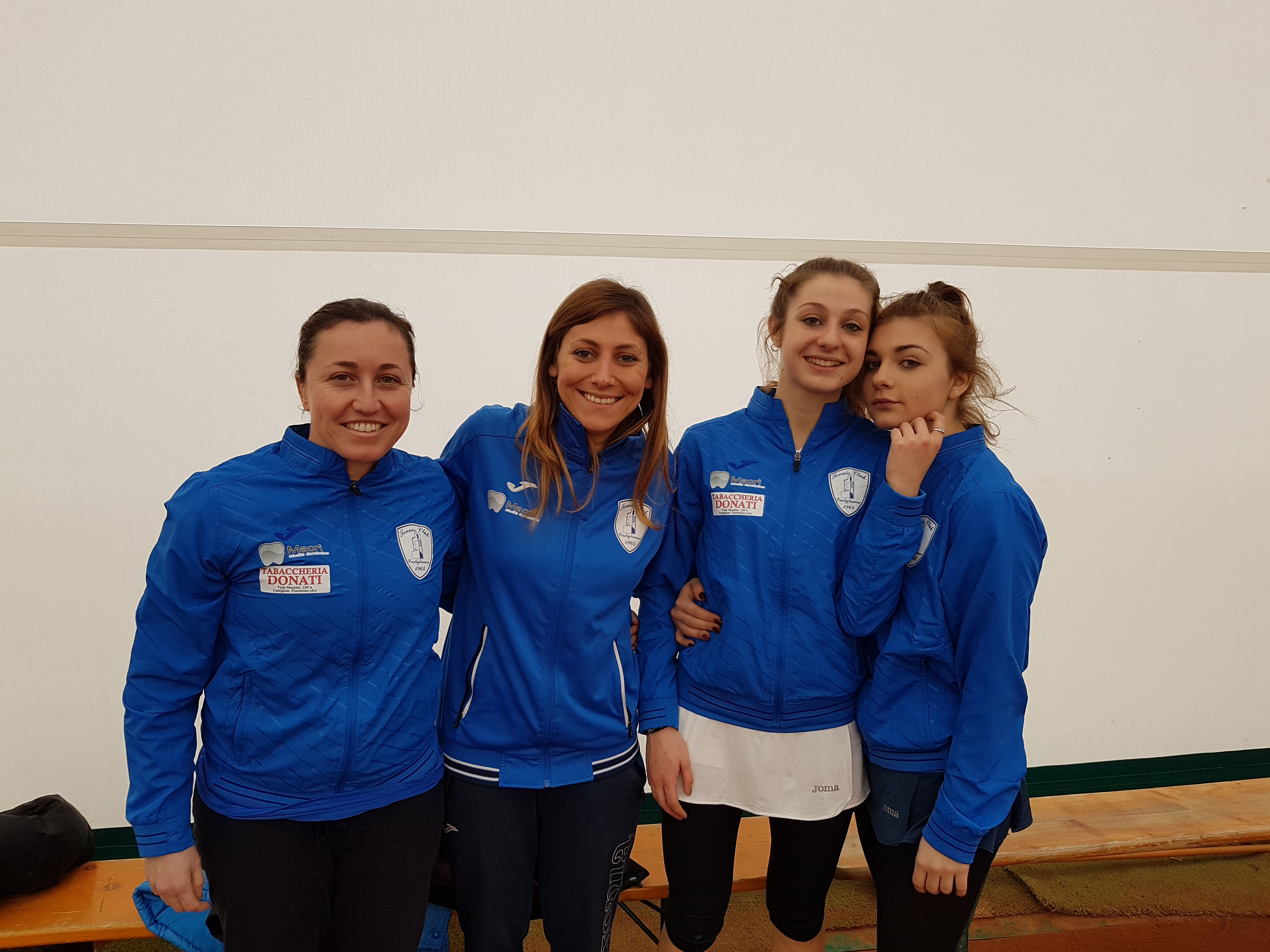 Tennis Club Castiglionese: i risultati del weekend
