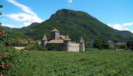 La mostra dei vini di Bolzano
