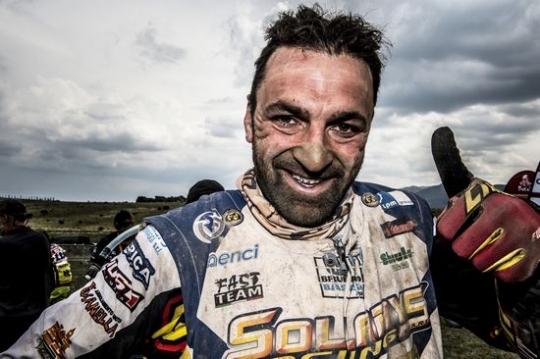Muore Fausto Vignola, il pilota che aveva riportato Castiglion Fiorentino alla Dakar