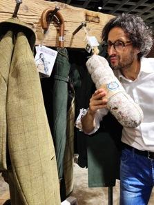 Premio speciale a Federico Minghi a Pisa Fashion Days 2018