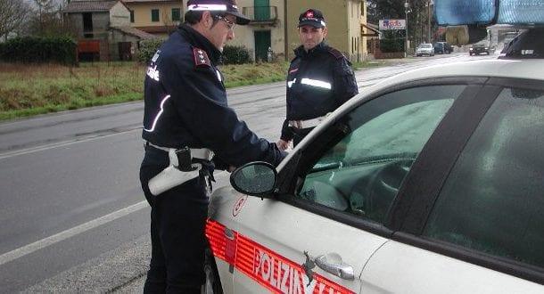 A Castiglion Fiorentino concorso per 1 agente della Polizia Municipale