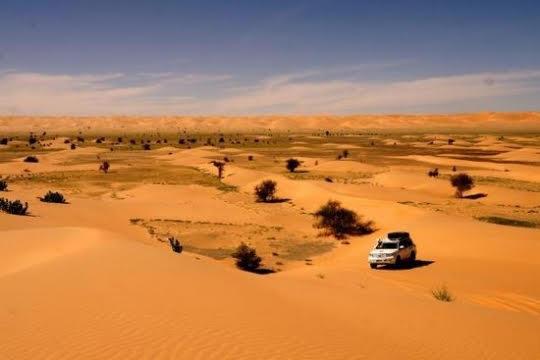 Il Team Solarys organizza un progetto turistico in Mauritania