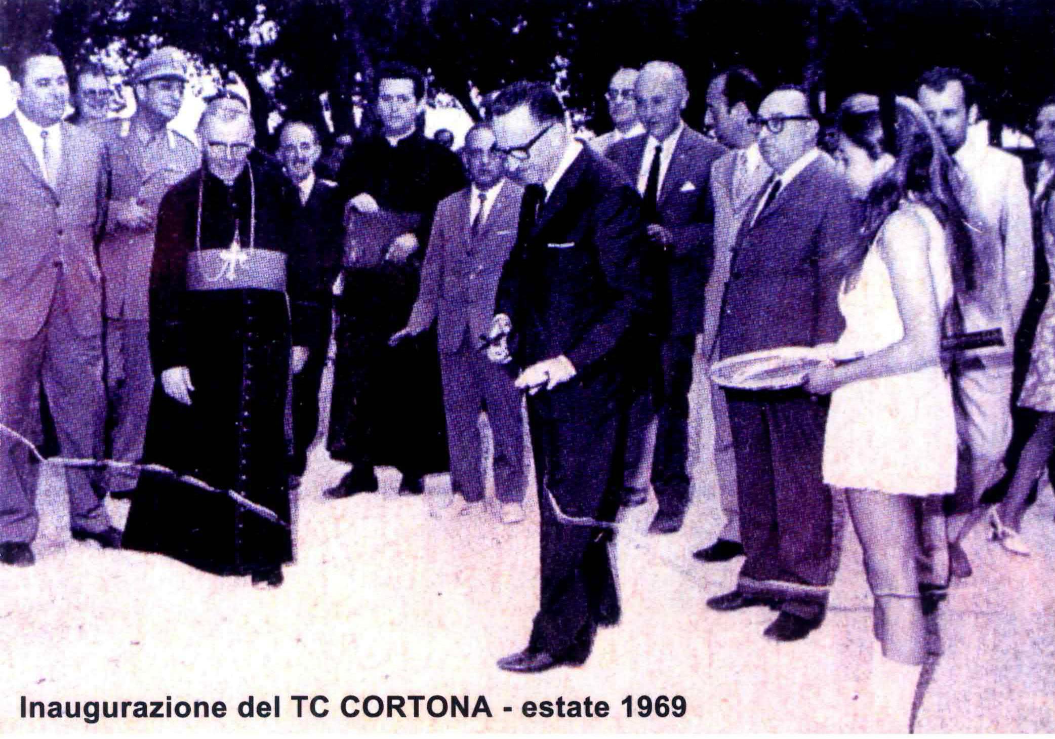 C'era una volta il Tennis Club Cortona...