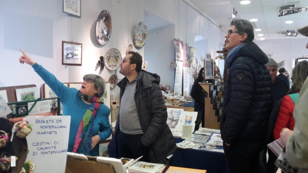 Montepulciano: inaugrata la 63esima Mostra dell'Artigianato