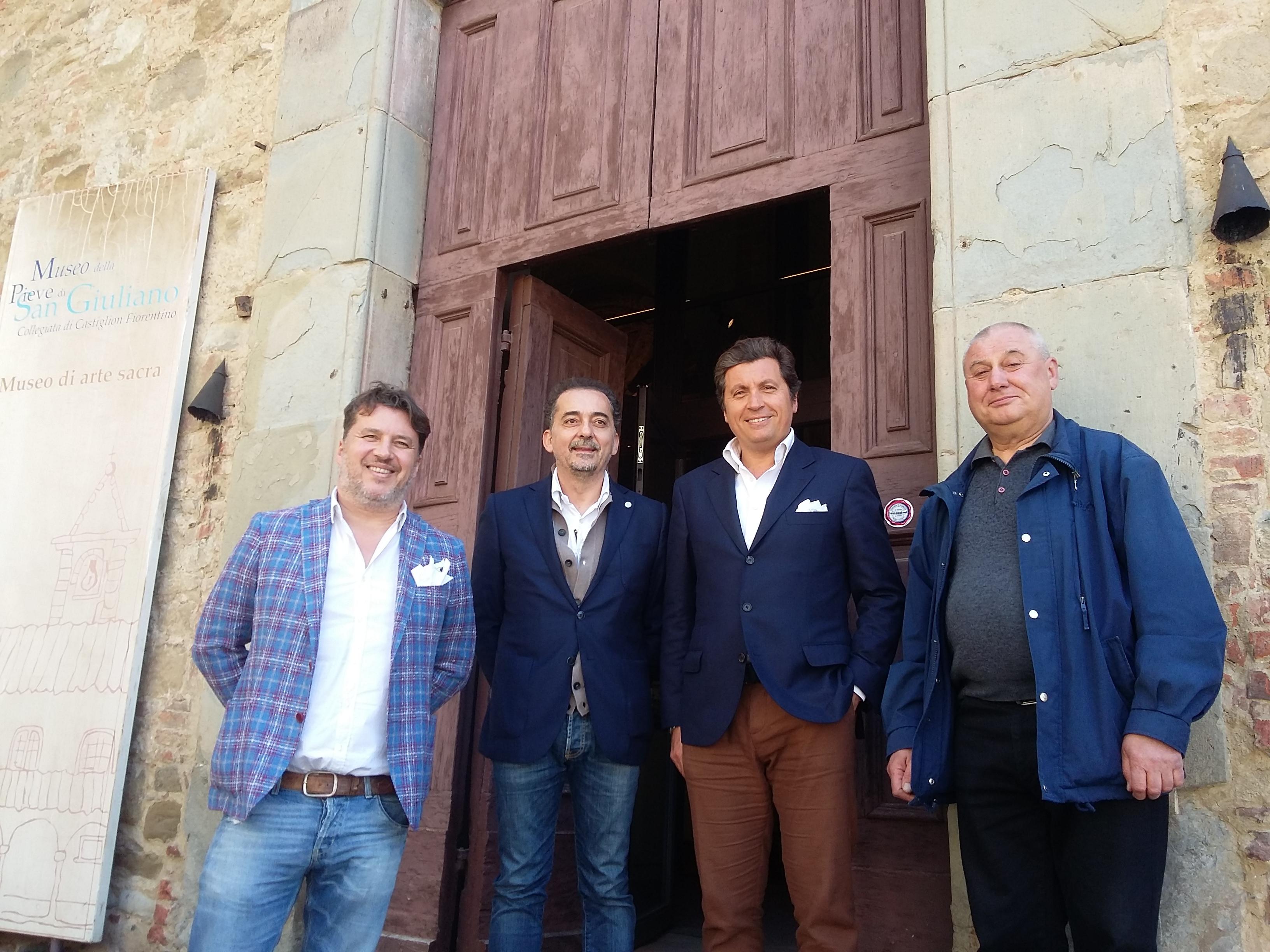 Museo della Pieve Vecchia: torna la gestione Comunale