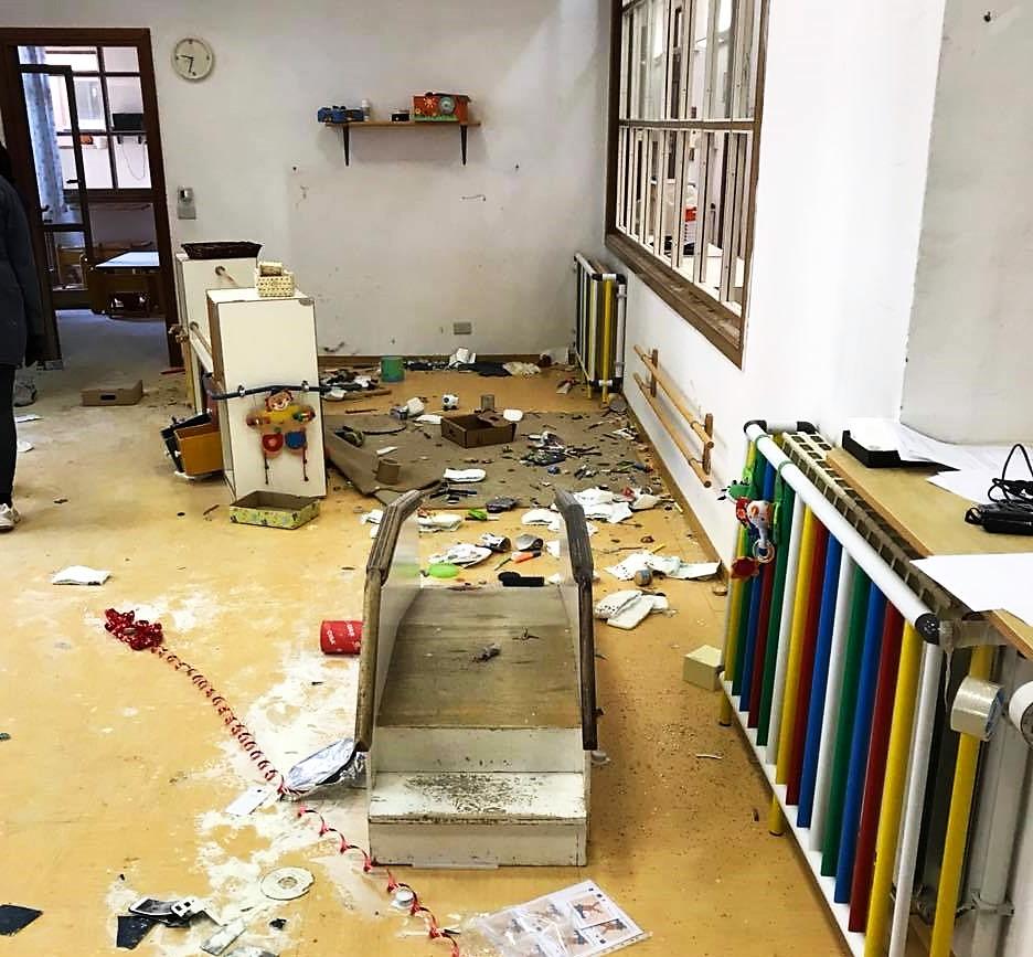 Dichiarazioni delle forze Politiche sull'episodio della Scuola di Camucia