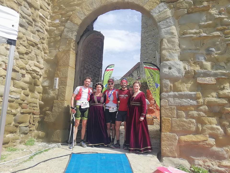 Valli Etrusche Trail, un grande successo