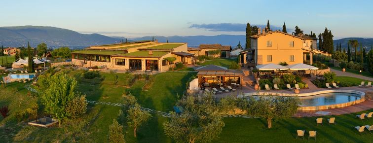 Serata Gourmet  a Borgobrufa Spa Resort