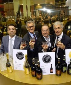 Vinitaly Bottega ha presentato con Gancia e Giletti i propri vermouth Bottega premiati in Inghilterra