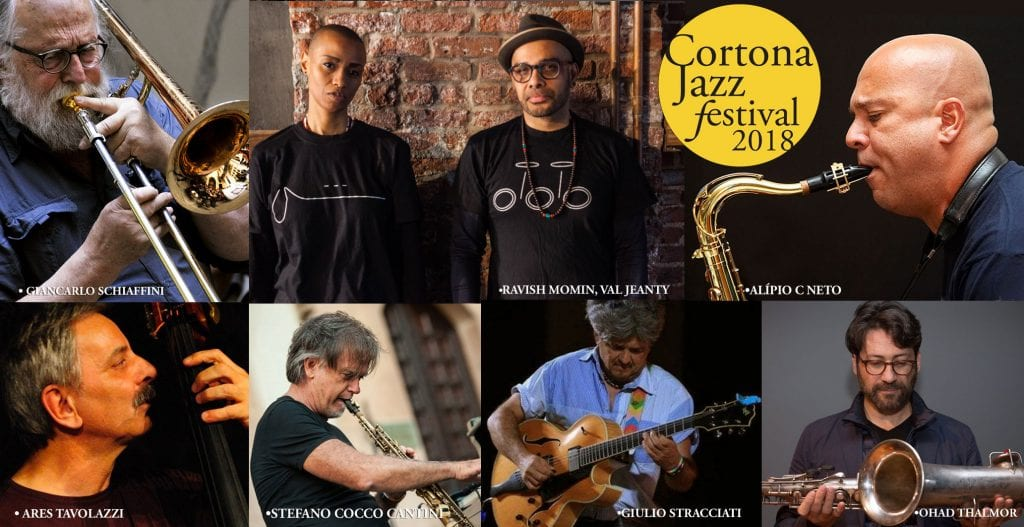Via al Cortona Jazz Festival: ecco il programma completo