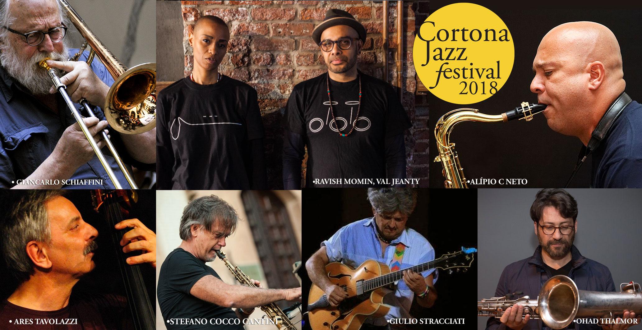 Cinque giorni e 18 concerti: è il Cortona Jazz Festival