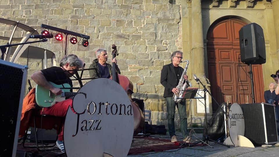 Il Cortona Jazz Festival è bellissimo!