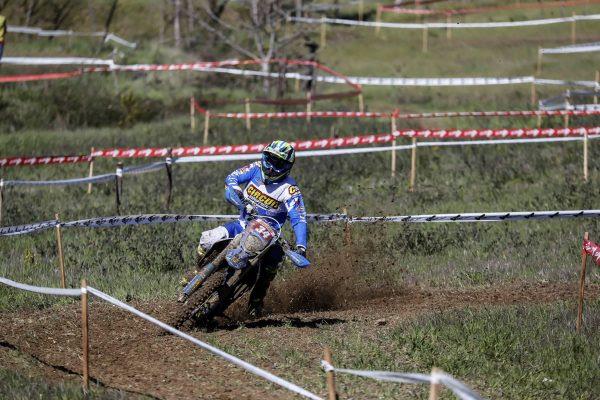Soreca di TM Racing trionfa nella tappa di Castiglion Fiorentino dell'Italiano Enduro