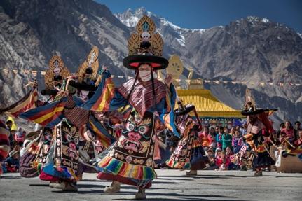 Piacere di viaggiare nel Piccolo Tibet Messico e Marocco