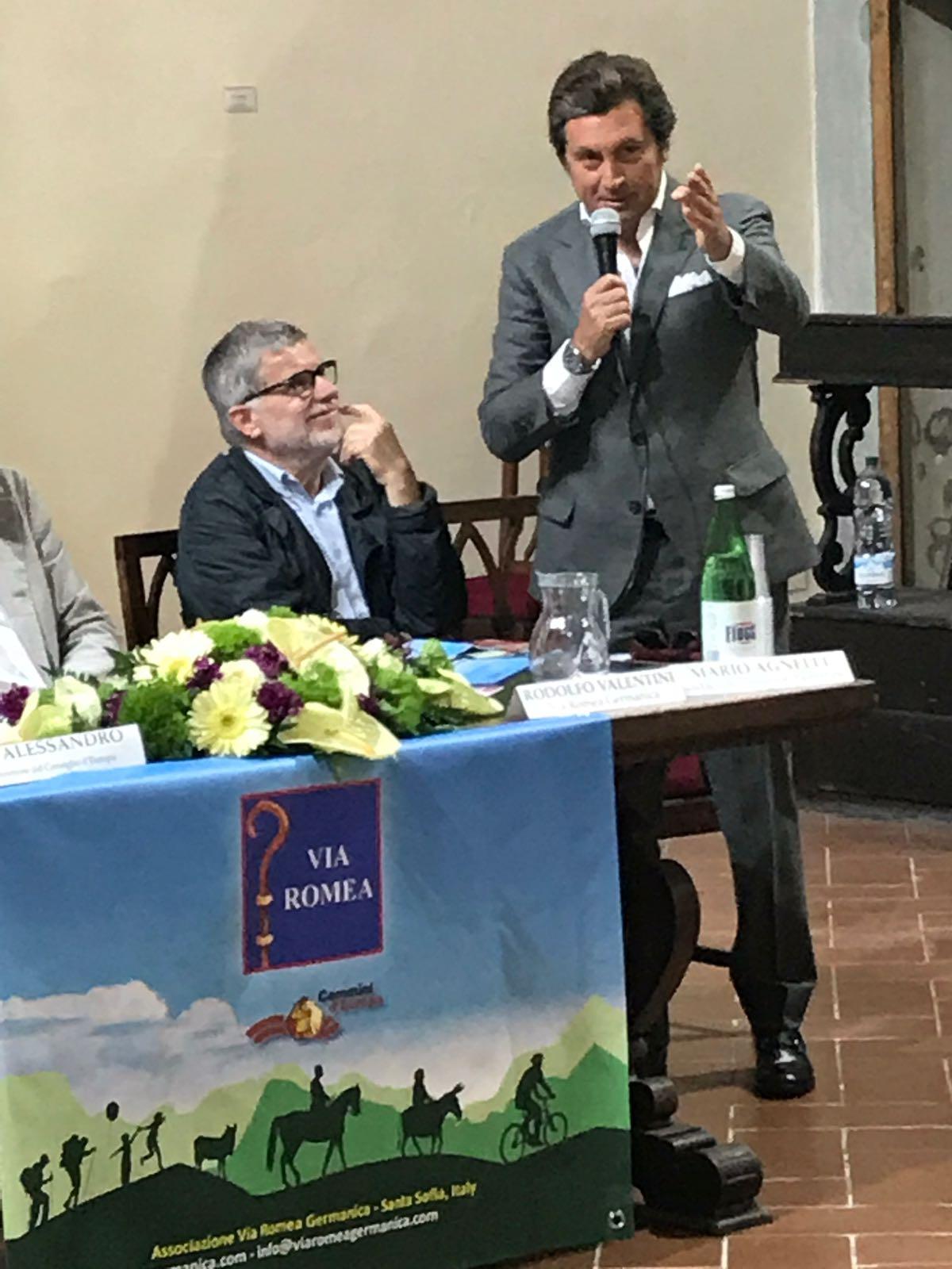 """""""Via Romea Germanica"""", discusso e condiviso il brand """"Prodotto Turistico Omogeneo"""""""