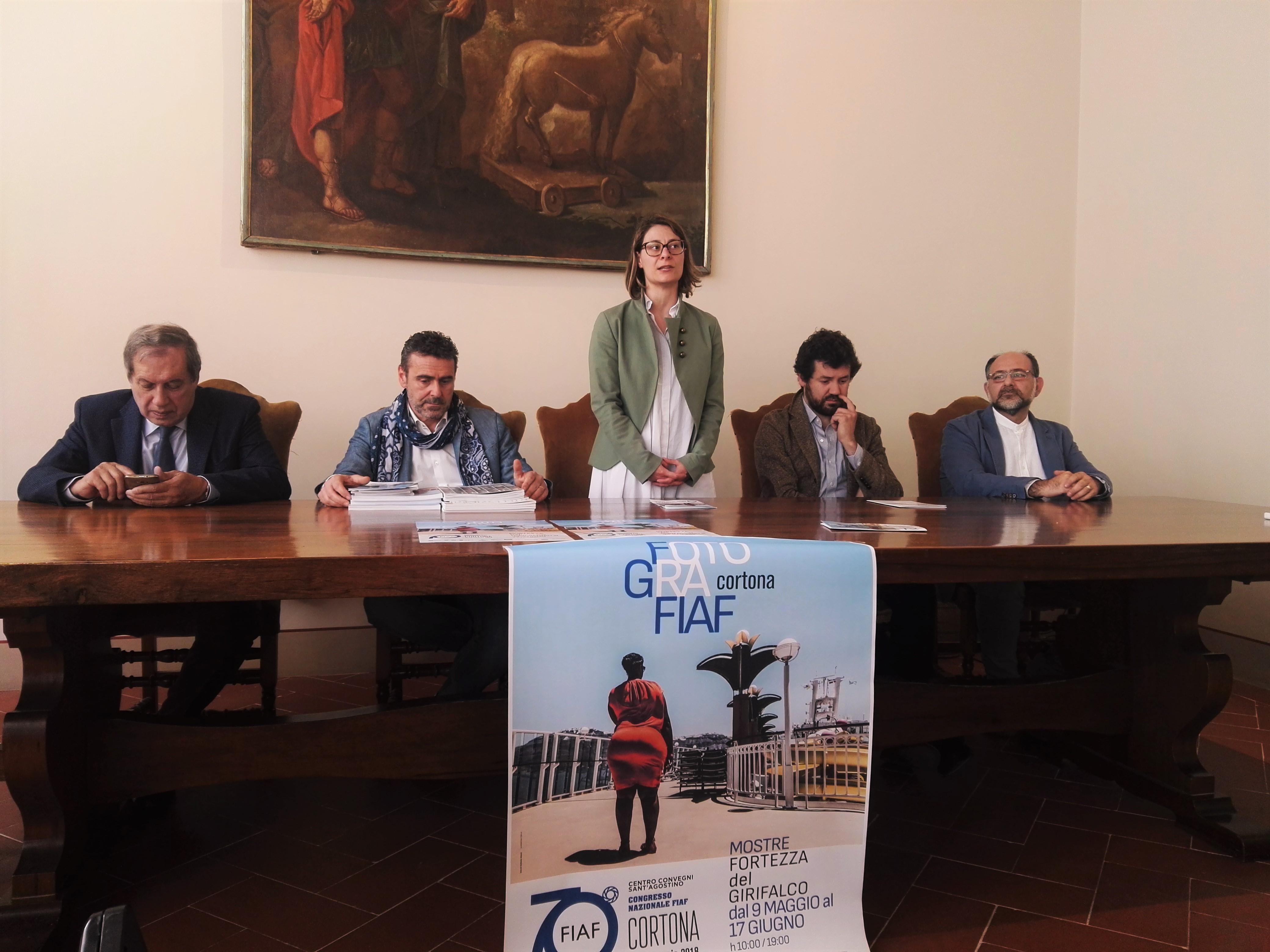 A Cortona il 70° congresso FIAF