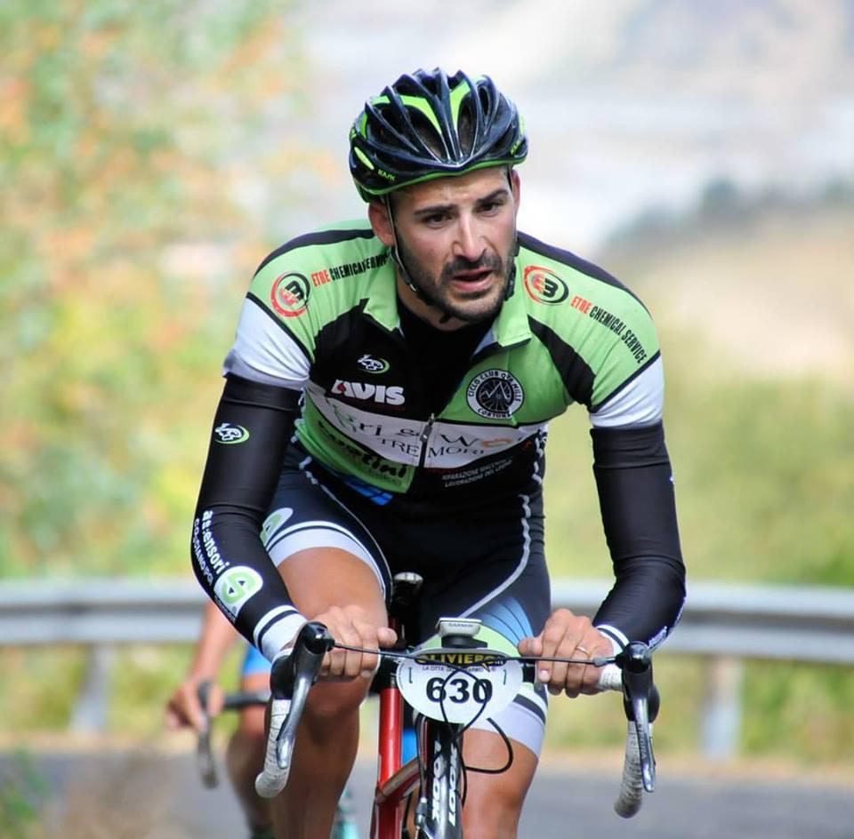 La straordinaria impresa di Andrea Bartemucci sui 775 Km della Race Across Italy
