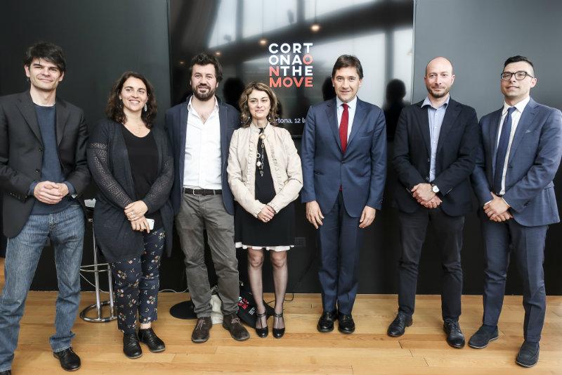 Presentata Cortona On The Move 2018