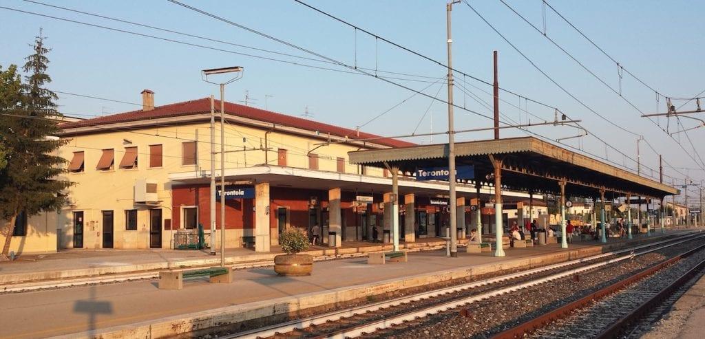 Stazione di Terontola, il Comune: