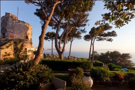 Mare e Maremma all'Hotel Torre di Cala Piccola a Porto Santo Stefano