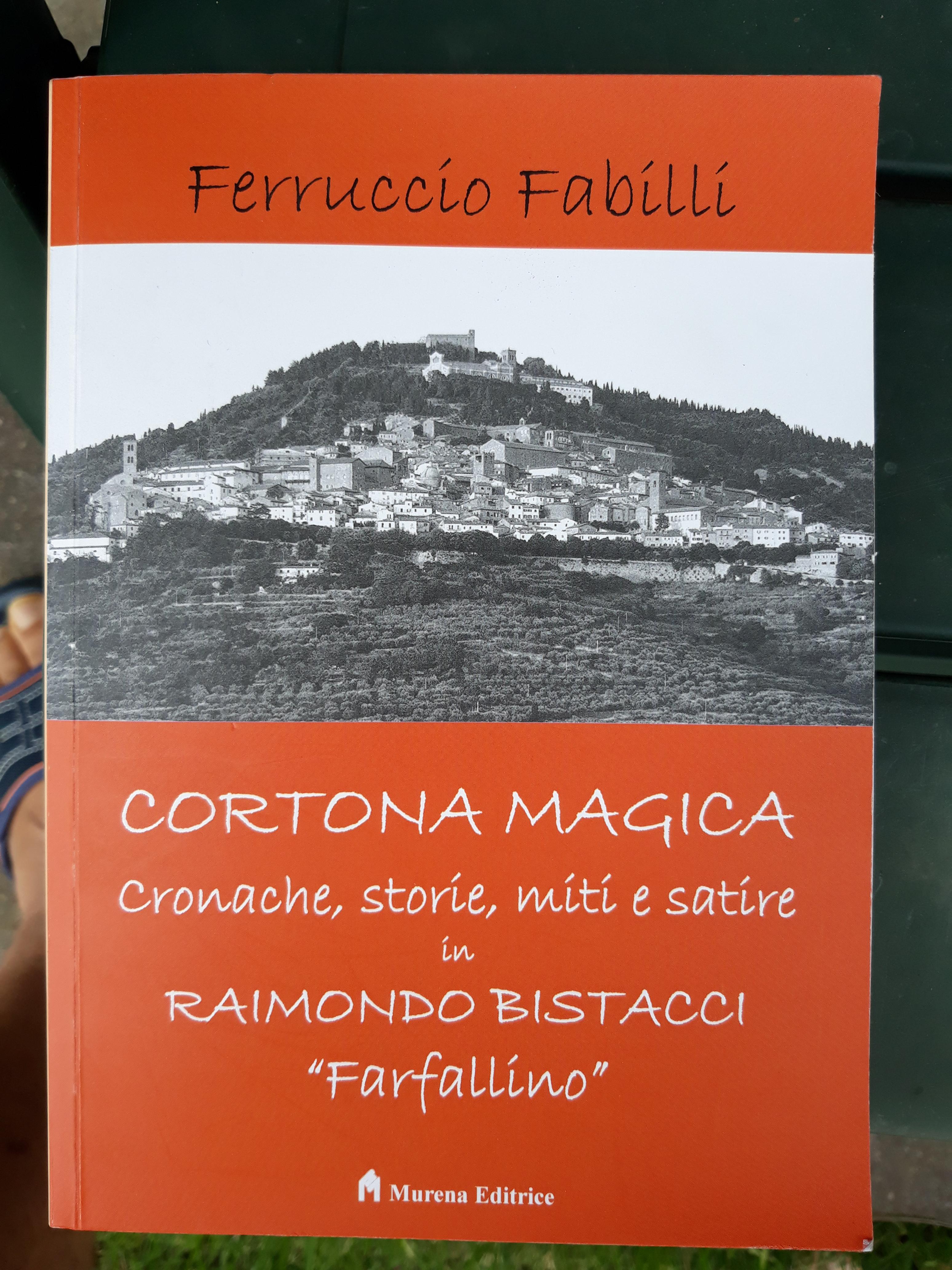 Cenni biografici su Raimondo Bistacci – Farfallino, giornalista